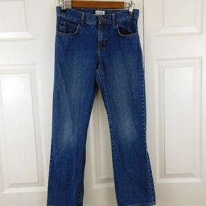 Childrens Place Boys Size 14 Bootcut Jeans